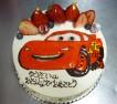 ご予約頂いたイラストデコレーションケーキ。お誕生日おめでとうございます。